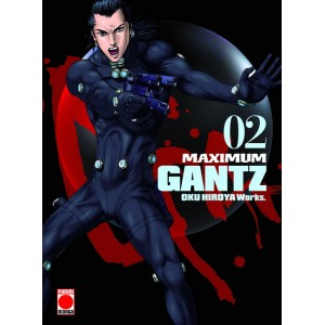 Gantz Maximum nº 02