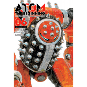 Atom: The Beginning nº 06