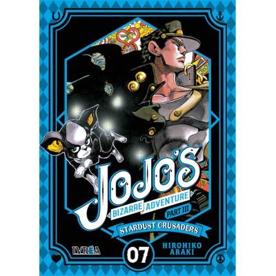 JoJo's Bizarre Adventure Parte 03: Stardust Crusaders nº 07