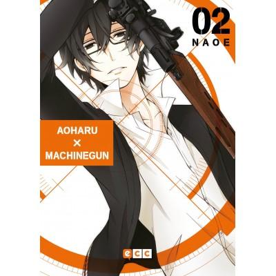 Aoharu x Machinegun nº 02