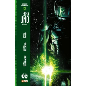Green Lantern: Tierra Uno nº 01