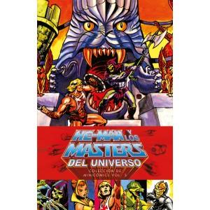 He-Man y los Masters del Universo: Colección de minicómics nº 03