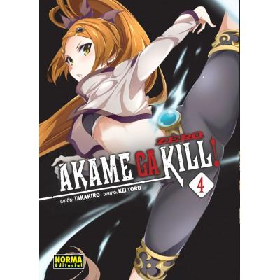 Akame Ga Kill! Zero nº 04