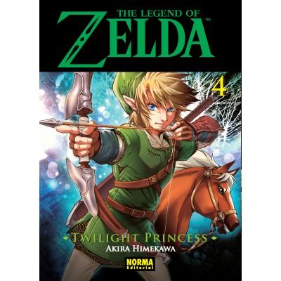 The Legend of Zelda: Twilight Princess nº 04