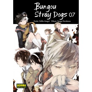 Bungou Stray Dogs nº 07