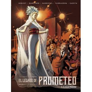 El Legado de Prometeo nº 03