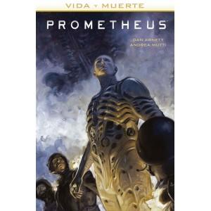 Vida y muerte nº 02: Prometheus