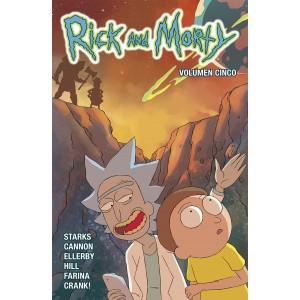 Rick y Morty nº 05