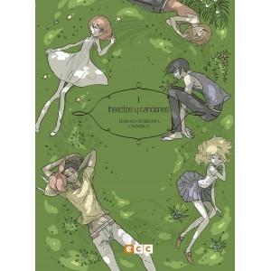 Haruko Ichikawa Omnibus nº 01: Insectos y canciones