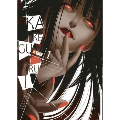 Kakegurui nº 01