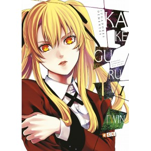Kakegurui Twin nº 01