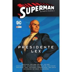 Superman: El nuevo milenio nº 04 - Presidente Lex