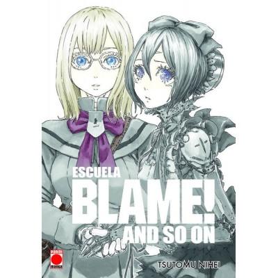 Blame! Gakuen [and so on]
