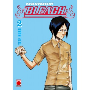 Bleach Maximum nº 02