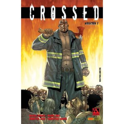 Crossed nº 07