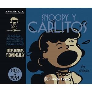 Snoopy y Carlitos nº 02: 1953 a 1954