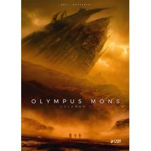 Olympus Mons nº 01
