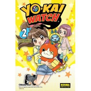 Yo-Kai Watch: Días miauravillosos y emiaucionantes nº 02