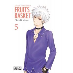 Fruits Basket Edición Coleccionista nº 05
