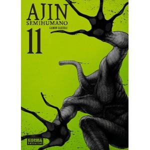 Ajin Semihumano nº 11