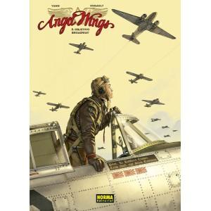 Angel Wings nº 03. Objetivo Broadway
