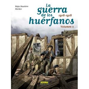 La guerra de los huérfanos nº 02 (Edición integral)
