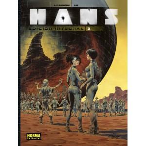 HANS. Edición integral nº 03