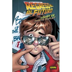 Regreso al Futuro: ¿Quién es Marty McFly?