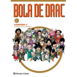 Dragon Ball Compendio nº 04