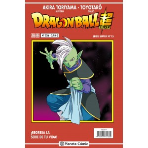 Dragon Ball Serie Roja nº 226