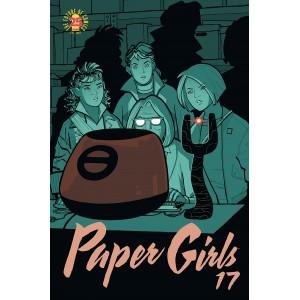 Paper Girls nº 17