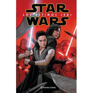 Star Wars: Los últimos Jedi (tomo recopilatorio)