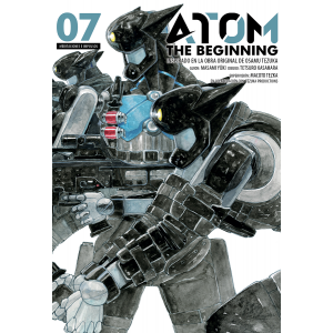 Atom: The Beginning nº 07