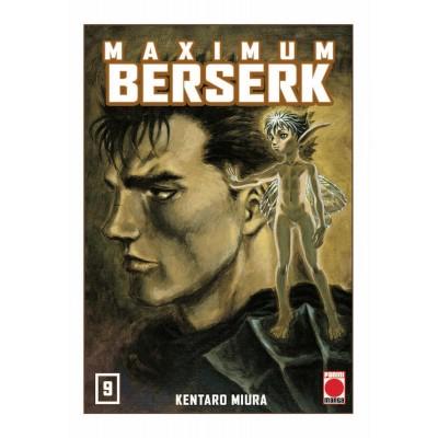 Berserk Maximum nº 09