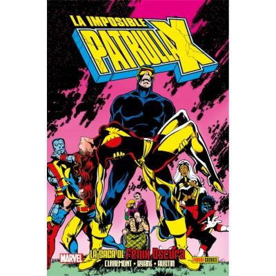 100% Marvel HC. La Imposible Patrulla-X: La saga de Fénix Oscura