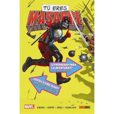 100% Marvel HC. Tú eres Masacre