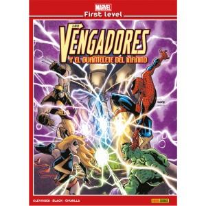 Marvel First Level nº 01: Los Vengadores y el Guantelete del Infinito
