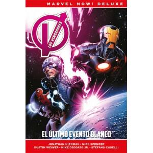 Marvel Now! Deluxe. Los Vengadores de Jonathan Hickman nº 02