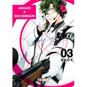 Aoharu x Machinegun nº 03