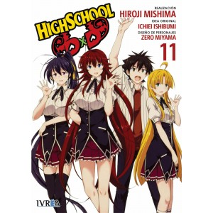 Highschool DXD nº 11