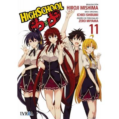 Highschool DXD nº 11