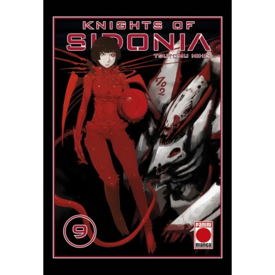 Knights of Sidonia nº 09