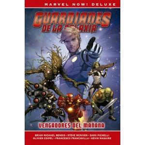 Marvel Now! Deluxe. Guardianes de la Galaxia de Brian M. Bendis nº 01