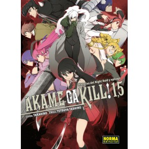 Akame Ga Kill! nº 1,5