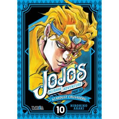 JoJo's Bizarre Adventure Parte 03: Stardust Crusaders nº 10