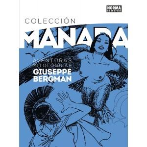 Colección Manara nº 07: Aventuras mitológicas de Giuseppe Bergman