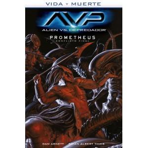 Vida y muerte nº 03: Alien vs. Depredador