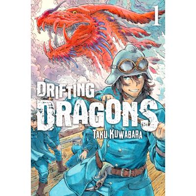 Drifting Dragons nº 01