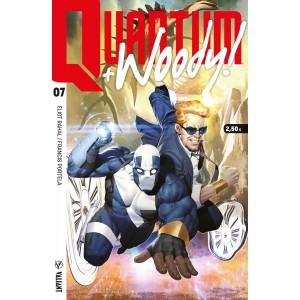 Quantum + Woody nº 07