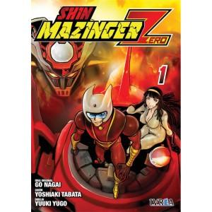 Shin Mazinger Zero nº 01